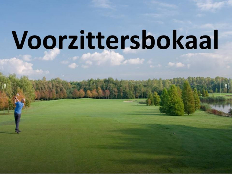 Voorzittersbokaal 2021: Cees Sepp