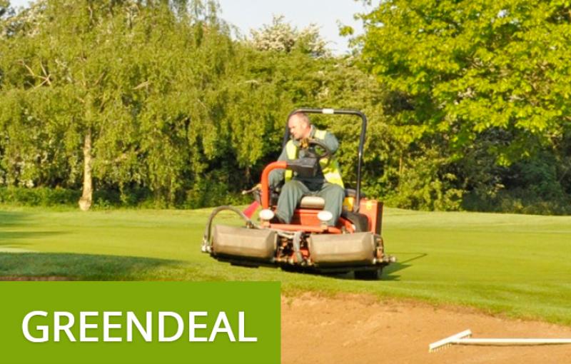 Greendeal,  wat houdt dit in voor golfbaan Spaarnwoude?